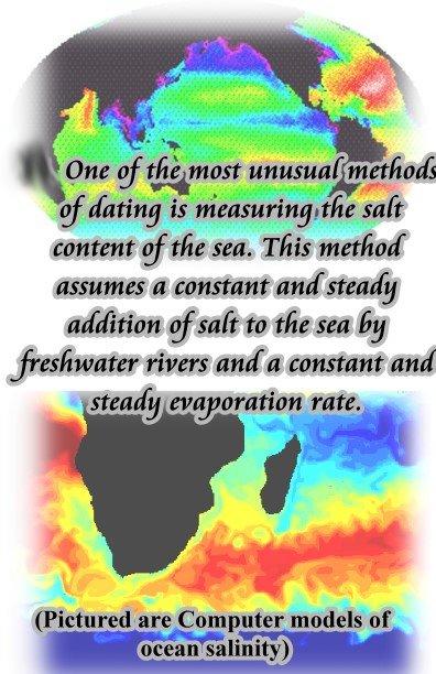 16 ocean salinity
