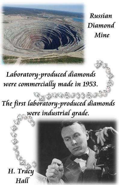 diamonds natural artificial