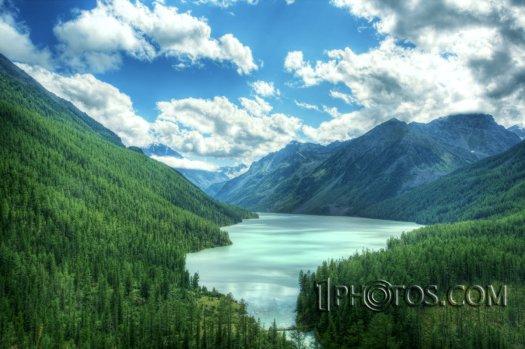 bluse lake