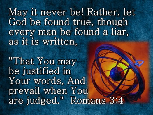 god be true verse