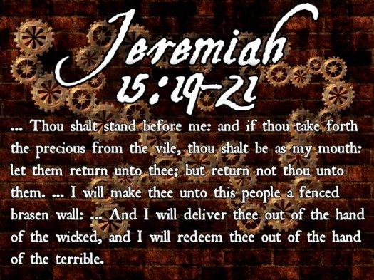 jeremiah steampunk