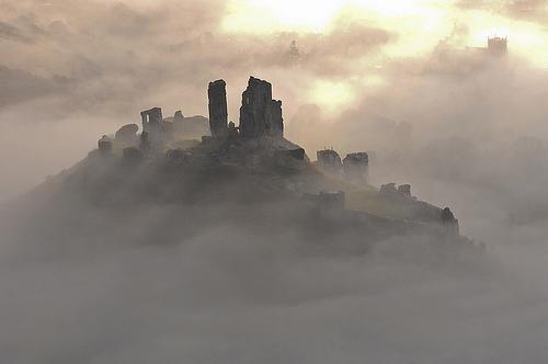 castle corfu