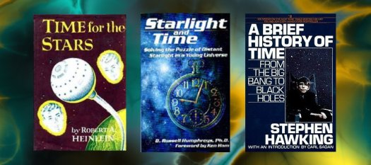 3 book covers on time