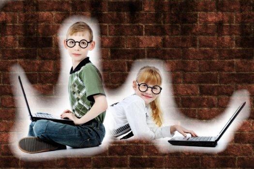 boy girl homeschool