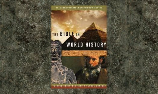 bible in world history graphic