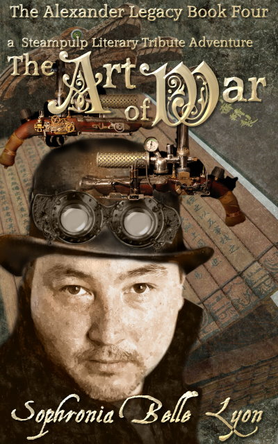 art of war steampulp 25