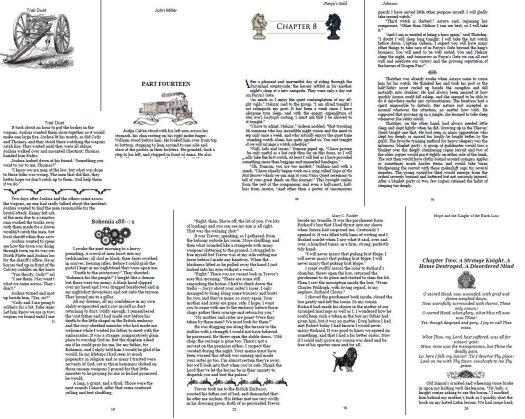 sample print formats