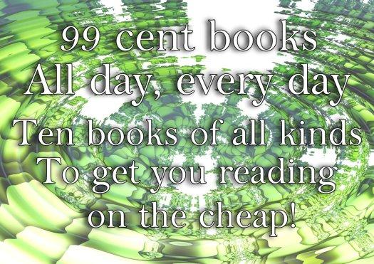 99 cent books