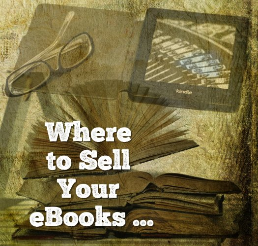 where to sell your ebooks