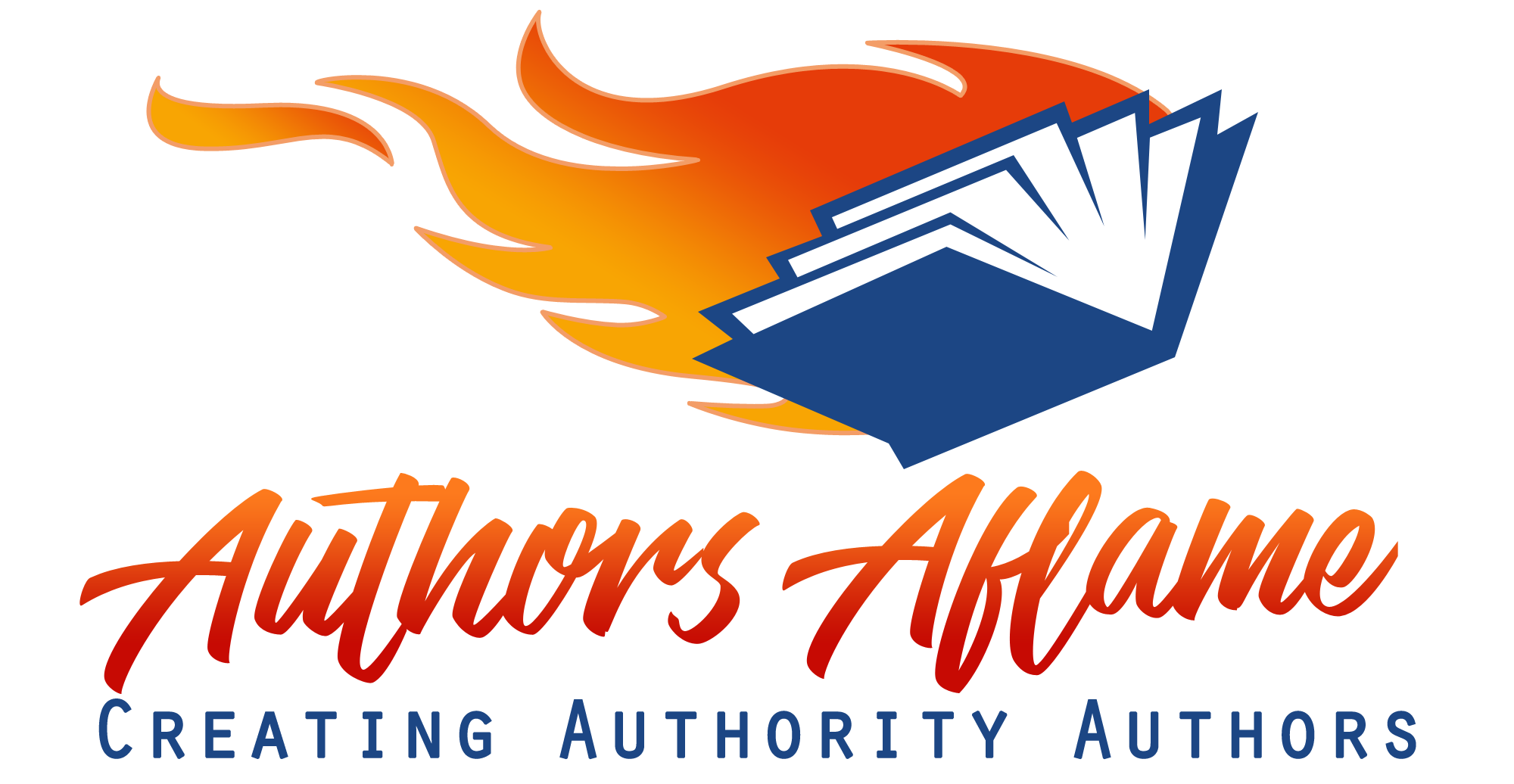 Logo of Authors Aflame: Creating Authority Authors
